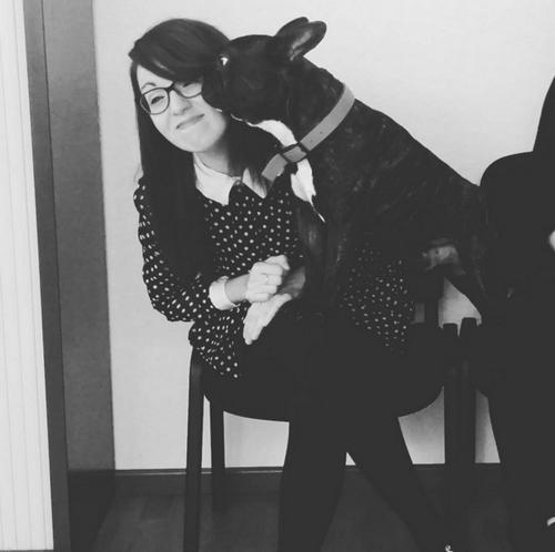 Hopie et Aurélie au bureau